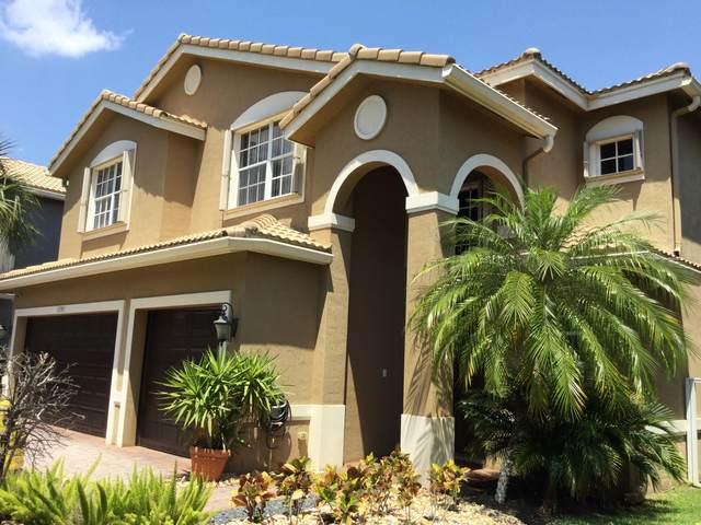 12397 Colony Preserve Drive, Boynton Beach, FL 33436 (MLS #RX-10710317) :: The Jack Coden Group