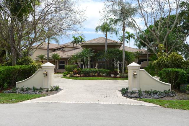 7600 Marblehead Lane, Parkland, FL 33067 (MLS #RX-10710318) :: The Jack Coden Group