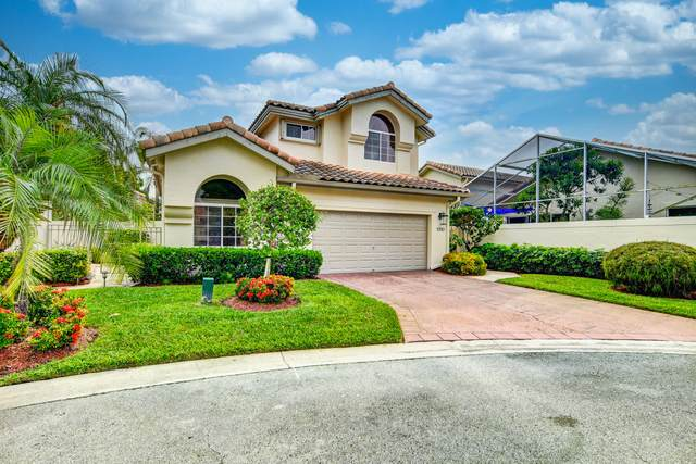 5330 NW 26th Circle, Boca Raton, FL 33496 (MLS #RX-10710319) :: The Jack Coden Group
