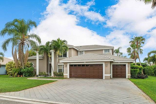 4732 Pepper Bush Lane, Boynton Beach, FL 33436 (MLS #RX-10710326) :: The Jack Coden Group