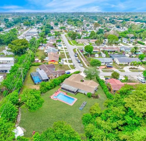 10430 Sleepy Brook Way, Boca Raton, FL 33428 (MLS #RX-10710327) :: The Jack Coden Group