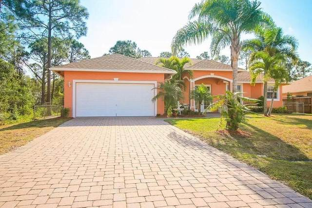 3981 SW Bamberg Street, Port Saint Lucie, FL 34953 (#RX-10710380) :: The Reynolds Team | Compass