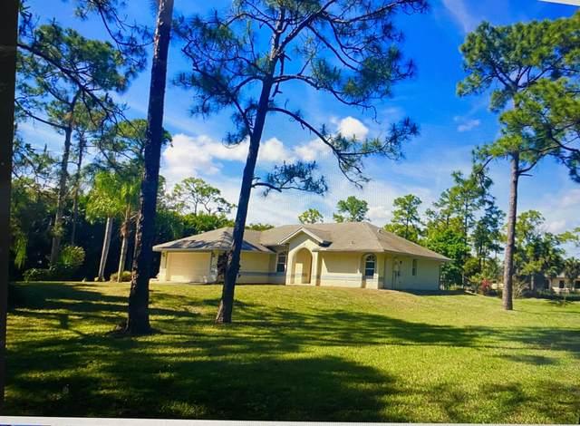 11129 54th Street N, West Palm Beach, FL 33411 (#RX-10710411) :: Baron Real Estate