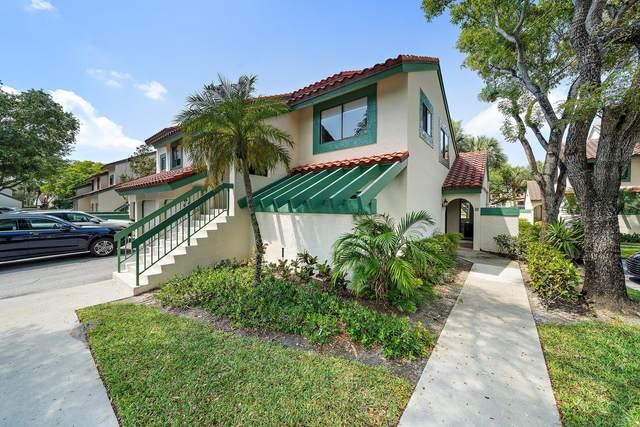 2 E Lexington Lane E D, Palm Beach Gardens, FL 33418 (#RX-10710452) :: Ryan Jennings Group