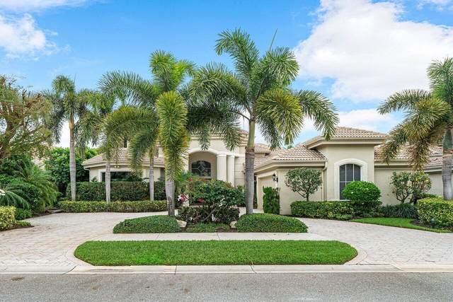 106 Saint Martin Drive, Palm Beach Gardens, FL 33418 (#RX-10710472) :: Ryan Jennings Group