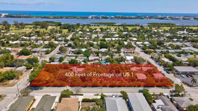 1102 N Federal Highway, Lake Worth, FL 33460 (MLS #RX-10710477) :: Berkshire Hathaway HomeServices EWM Realty