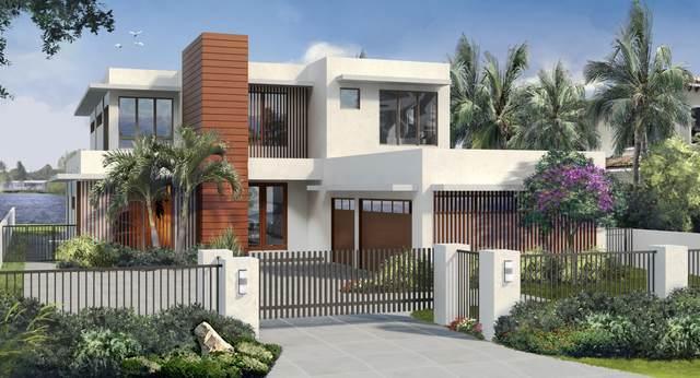807 N Atlantic Drive, Lantana, FL 33462 (#RX-10710492) :: Posh Properties