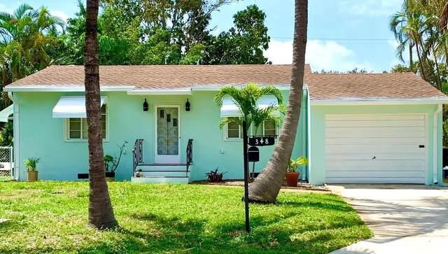 348 E Lakewood Road, West Palm Beach, FL 33405 (#RX-10710523) :: Baron Real Estate