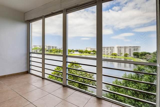 2751 N Palm Aire Drive #503, Pompano Beach, FL 33069 (#RX-10710626) :: Posh Properties