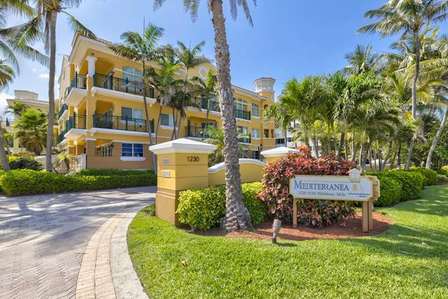1228 Hillsboro Mile #302, Hillsboro Beach, FL 33062 (#RX-10710681) :: Treasure Property Group