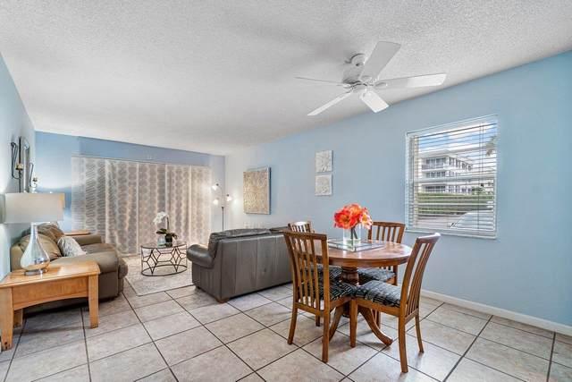 646 Snug Harbor Drive H107, Boynton Beach, FL 33435 (#RX-10710702) :: Baron Real Estate