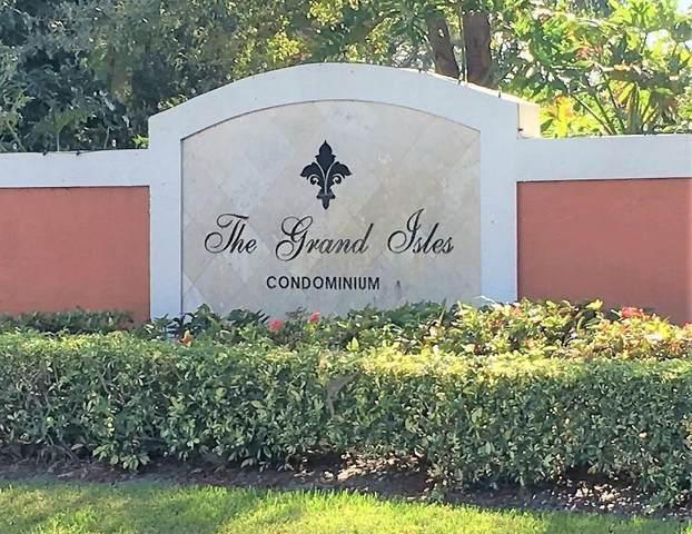 4175 N Haverhill 920 Road #920, West Palm Beach, FL 33417 (#RX-10710714) :: DO Homes Group