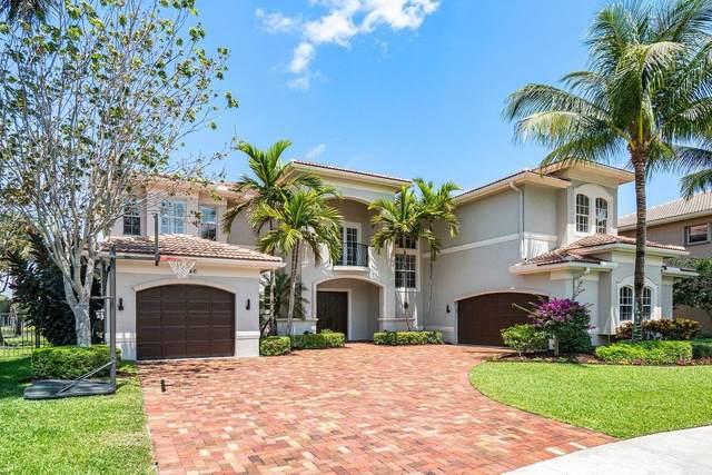 8746 Caraway Lake Court, Boynton Beach, FL 33473 (#RX-10710732) :: Michael Kaufman Real Estate