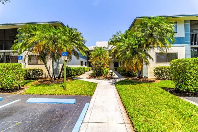 15342 Lakes Of Delray Boulevard #108, Delray Beach, FL 33484 (#RX-10710744) :: Ryan Jennings Group