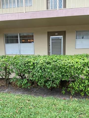 7610 NW 1st Street #104, Margate, FL 33063 (#RX-10710772) :: Signature International Real Estate
