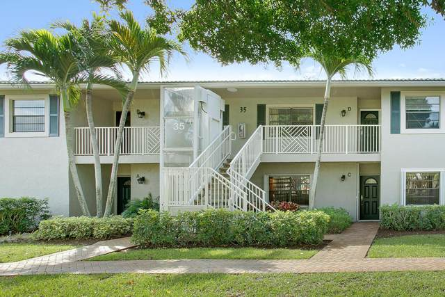 35 W Stratford Lane C, Boynton Beach, FL 33436 (#RX-10710773) :: Baron Real Estate