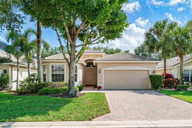 6658 Bali Hai Drive, Boynton Beach, FL 33437 (#RX-10710854) :: Michael Kaufman Real Estate