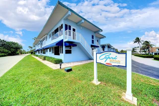 5700 Old Ocean Boulevard P, Ocean Ridge, FL 33435 (#RX-10710918) :: Posh Properties