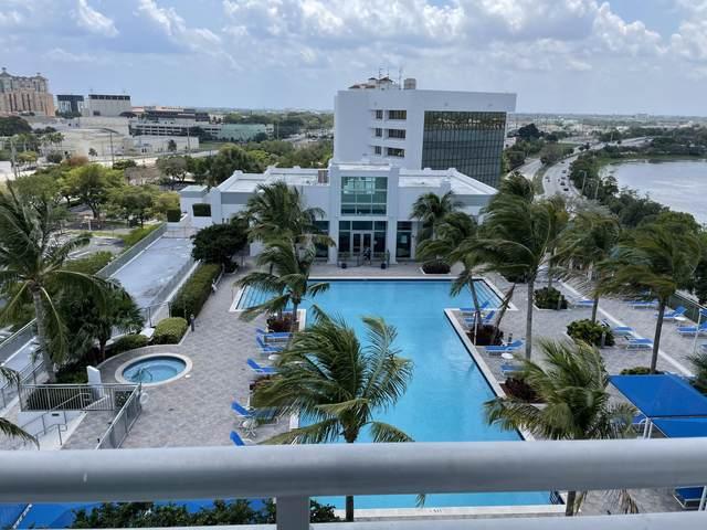 300 S Australian Avenue #1017, West Palm Beach, FL 33401 (#RX-10710925) :: Michael Kaufman Real Estate