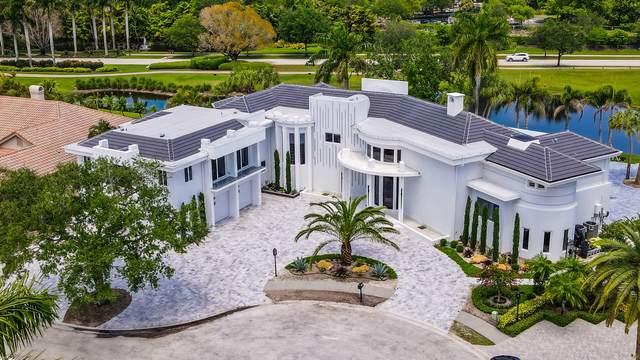 7809 Afton Villa Court, Boca Raton, FL 33433 (#RX-10710950) :: Michael Kaufman Real Estate
