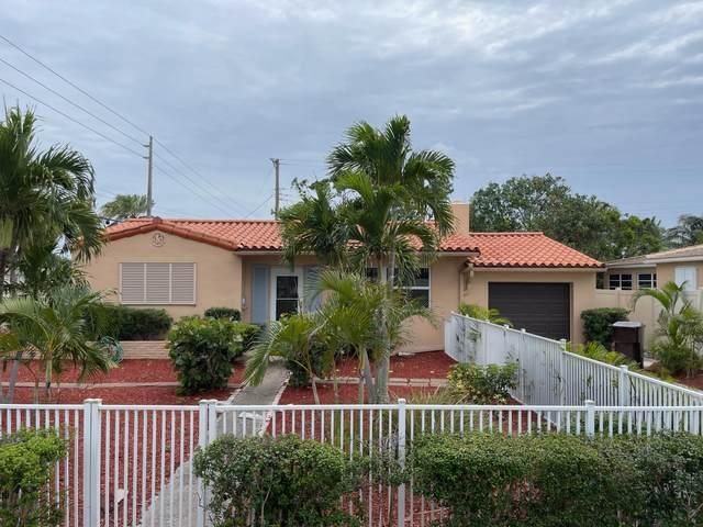 300 Macy Street, West Palm Beach, FL 33405 (MLS #RX-10711002) :: The Paiz Group