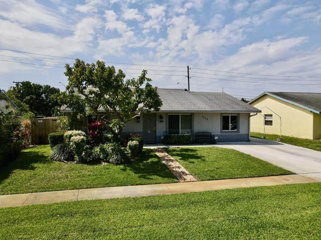 4869 Poseidon Place, Lake Worth, FL 33463 (#RX-10711006) :: Posh Properties