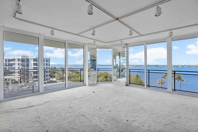 3100 S Ocean Boulevard 506S, Palm Beach, FL 33480 (#RX-10711027) :: Baron Real Estate