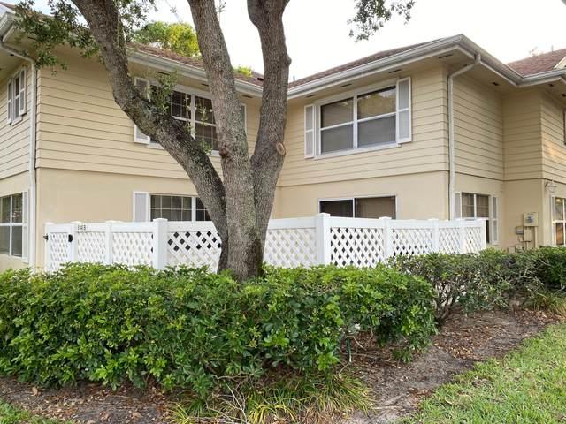 8146 Bridgewater Court 46B, Lake Clarke Shores, FL 33406 (MLS #RX-10711034) :: Berkshire Hathaway HomeServices EWM Realty