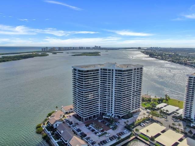 100 Lakeshore Drive #856, North Palm Beach, FL 33408 (#RX-10711143) :: Signature International Real Estate