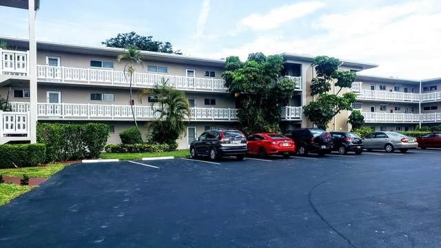 2770 S Garden Drive #107, Lake Worth, FL 33461 (#RX-10711169) :: The Reynolds Team | Compass