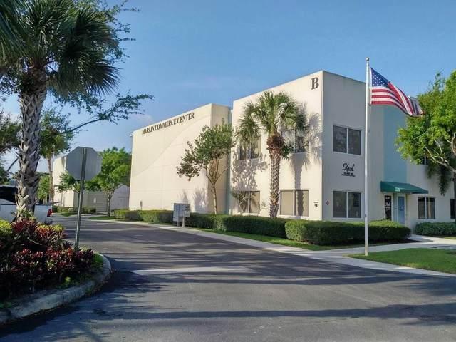 3677 23rd Avenue S #6, Lake Worth Beach, FL 33461 (#RX-10711179) :: Posh Properties