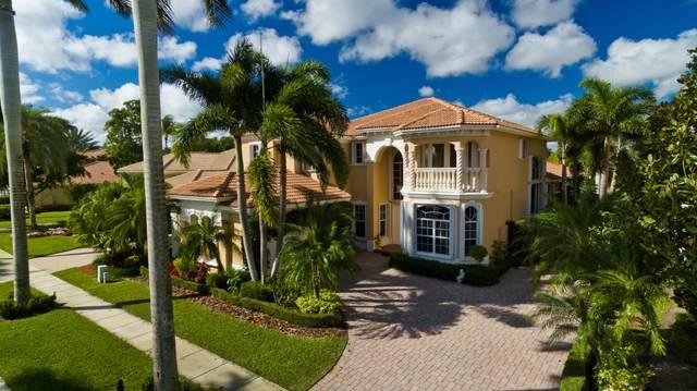 8077 Laurel Ridge Court, Delray Beach, FL 33446 (#RX-10711220) :: Michael Kaufman Real Estate