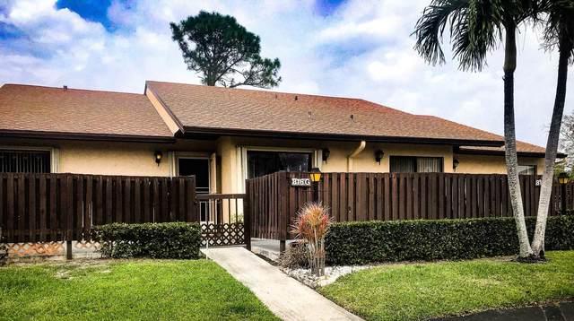 816 Sky Pine Way G, Greenacres, FL 33415 (#RX-10711225) :: Signature International Real Estate