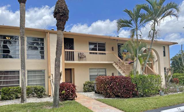5819 Areca Palm Court D, Delray Beach, FL 33484 (#RX-10711251) :: The Rizzuto Woodman Team
