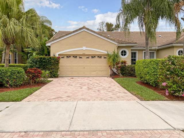 4681 Carlton Golf Drive, Lake Worth, FL 33449 (MLS #RX-10711256) :: Berkshire Hathaway HomeServices EWM Realty