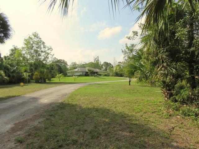4427 Ian Trail, Loxahatchee Groves, FL 33470 (MLS #RX-10711276) :: Berkshire Hathaway HomeServices EWM Realty