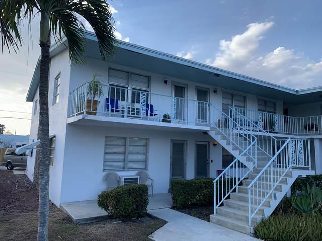 401 N J Street #7, Lake Worth Beach, FL 33460 (#RX-10711309) :: The Reynolds Team | Compass