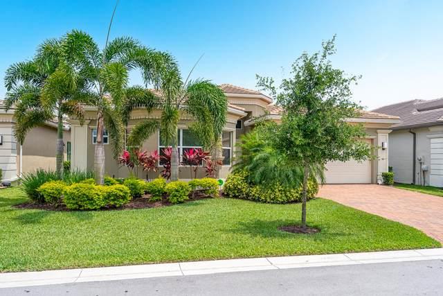 12866 Granite Mountain Pass, Boynton Beach, FL 33473 (#RX-10711334) :: Michael Kaufman Real Estate