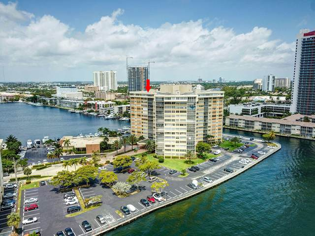 100 Golden Isles Drive Ph12, Hallandale Beach, FL 33009 (#RX-10711413) :: Signature International Real Estate