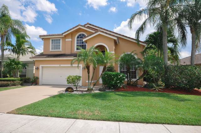 3621 Old Lighthouse Circle, Wellington, FL 33414 (MLS #RX-10711433) :: The Jack Coden Group