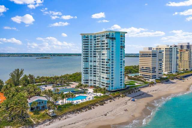 5200 N Ocean Drive #1106, Riviera Beach, FL 33404 (#RX-10711450) :: Ryan Jennings Group