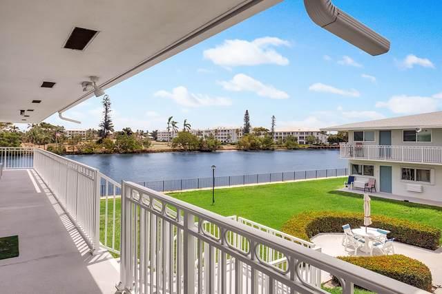 2530 S Federal Highway #18, Boynton Beach, FL 33435 (#RX-10711491) :: Posh Properties