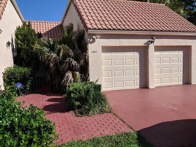 6503 Las Flores Drive, Boca Raton, FL 33433 (#RX-10711501) :: Posh Properties
