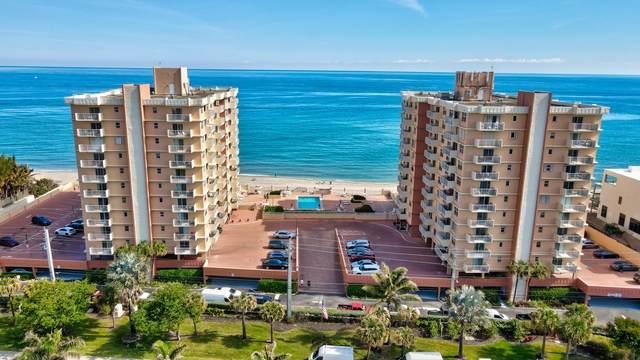 4511 S Ocean Boulevard #103, Highland Beach, FL 33487 (MLS #RX-10711510) :: Berkshire Hathaway HomeServices EWM Realty