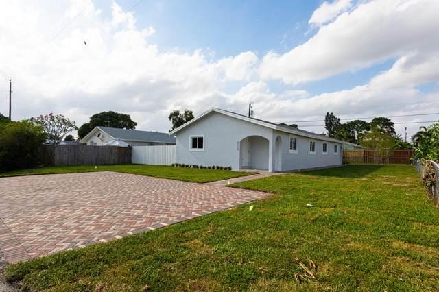 4729 Carver Street, Lake Worth, FL 33463 (#RX-10711515) :: Posh Properties