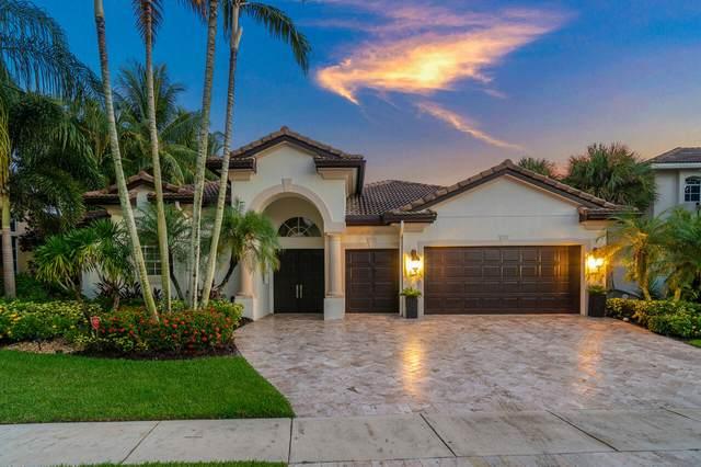 8836 Valhalla Drive, Delray Beach, FL 33446 (#RX-10711524) :: Michael Kaufman Real Estate