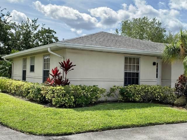 184 Cape Cod Circle #184, Lake Worth, FL 33467 (#RX-10711532) :: Baron Real Estate