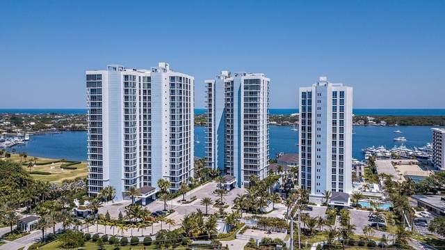 1 Water Club Way #301, North Palm Beach, FL 33408 (#RX-10711559) :: Baron Real Estate
