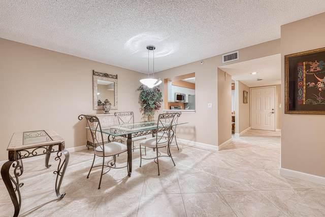 14095 Royal Vista Drive #301, Delray Beach, FL 33484 (#RX-10711577) :: Ryan Jennings Group