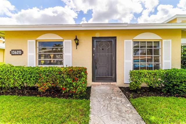 13620 Via Flora A, Delray Beach, FL 33484 (#RX-10711578) :: Ryan Jennings Group
